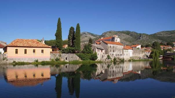 0059 Trebinje in Bosnien Herzegowina an der Trebisnjica DSC06072