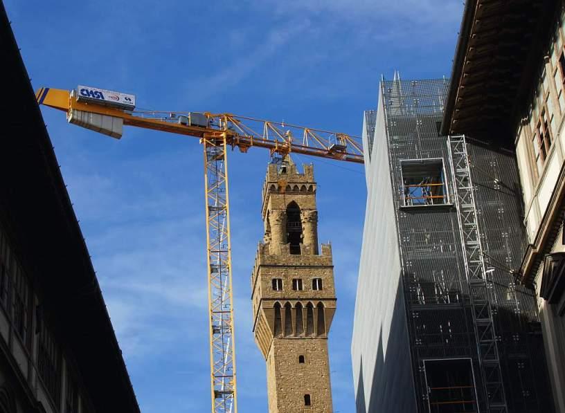 0141 78 Nach Berufsjahren weiß der Intercampianer nun warum das Ding Turm-Drehkran heißt - Foto © Wolfgang Pehlemann DSC01639